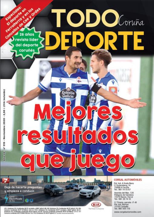 Revista Todo Deporte Coruña nº 519