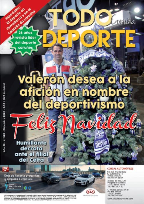 Revista Todo Deporte Coruña nº 520