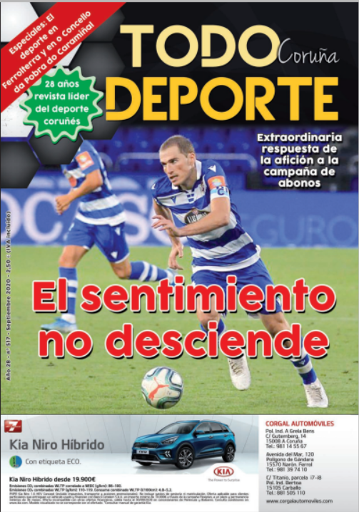 Revista Todo Deporte Coruña nº 517