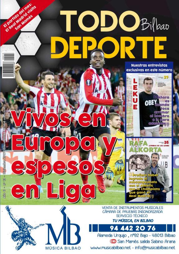 Revista Todo Deporte Bilbao nº 13