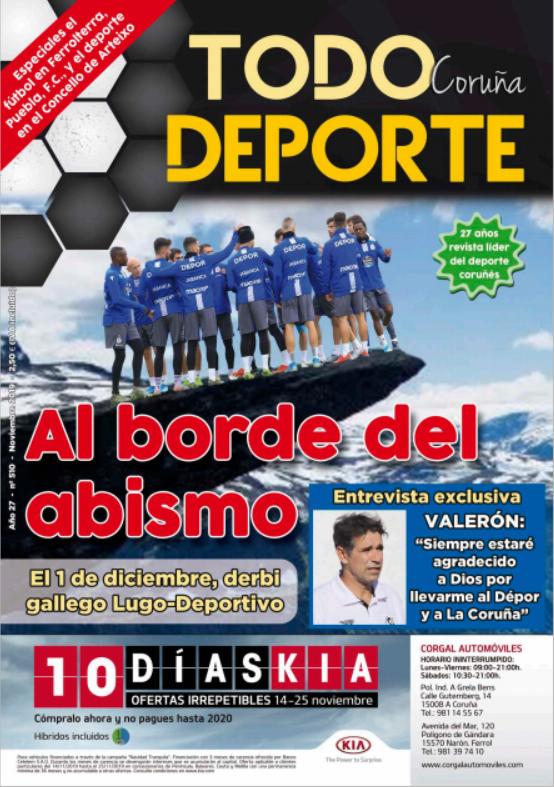 Revista Tododeporte Coruña 510