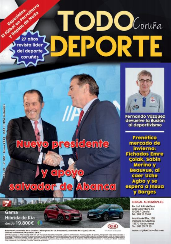 Revista TD Coruña nº 512