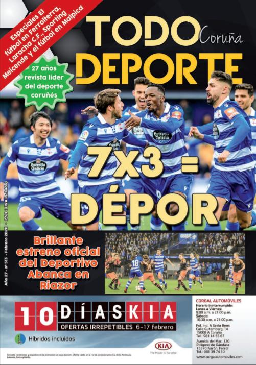 Revista TD Coruña nº 513