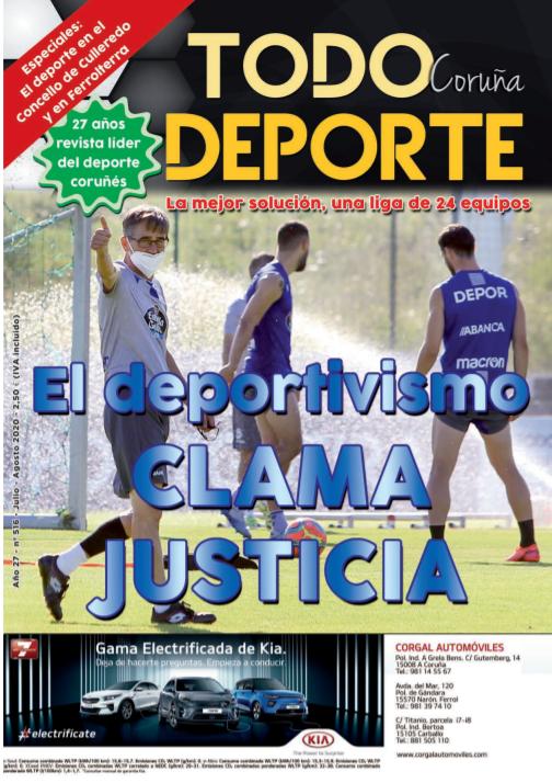 Revista Todo Deporte Coruña nº 516