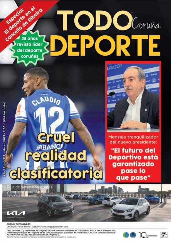 Revista Todo Deporte Coruña nº 522