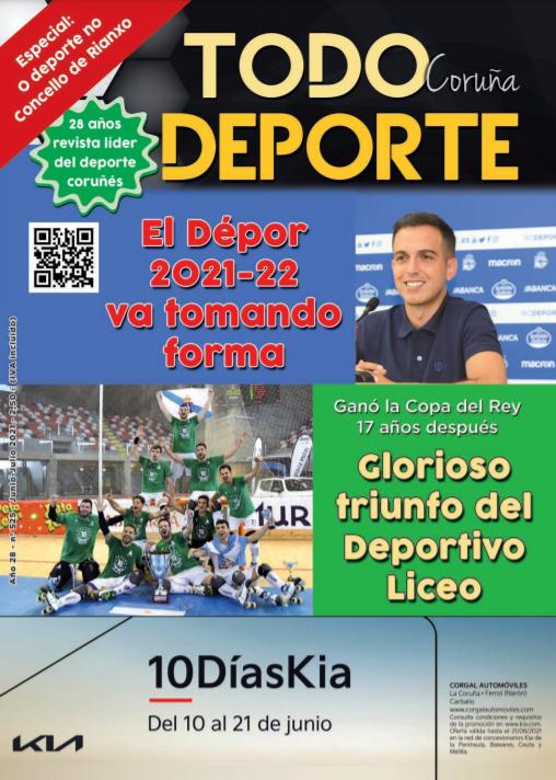 Revista Todo Deporte Coruña nº 525