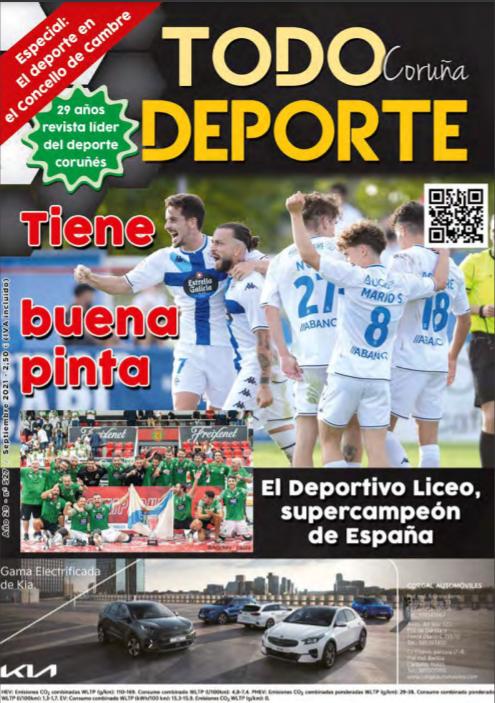 Revista Todo Deporte Coruña nº 527