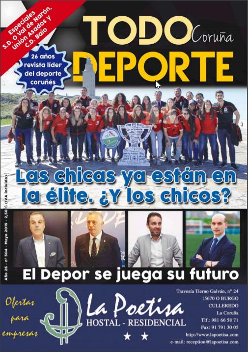 Revista TD Coruña nº 504