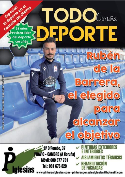 Revista Todo Deporte Coruña nº 521