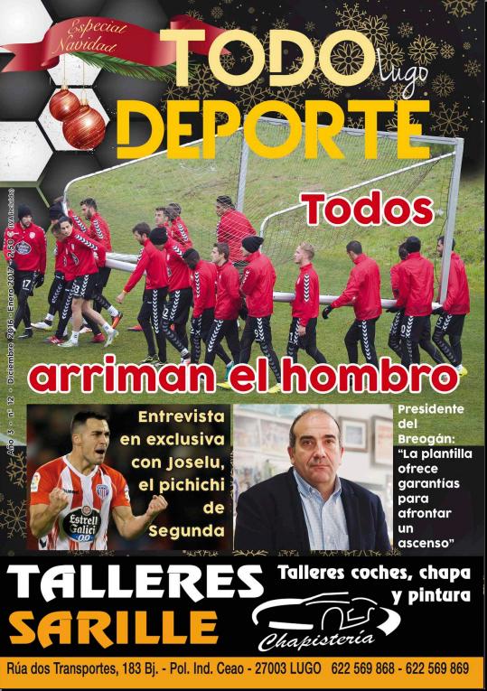 Revista Todo Deporte Lugo nº 12 - Lugo Levante