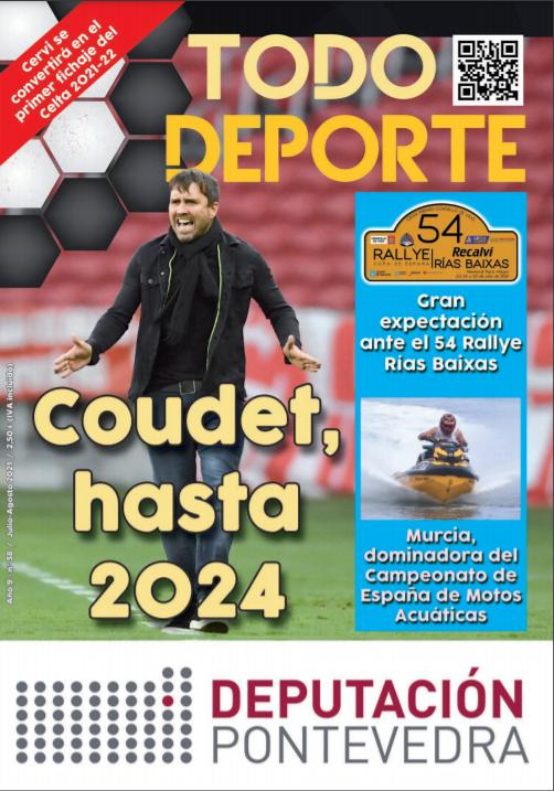 Revista Todo Deporte Vigo nº 38