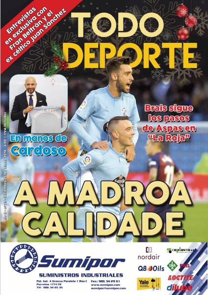 Revista TD Vigo nº 25 Celta - Huesca