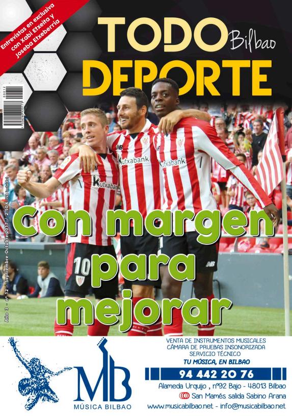 Revista Todo Deporte Bilbao nº 12