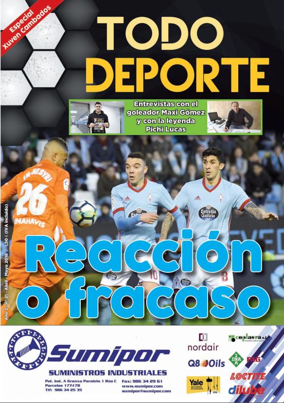 Revista Todo Deporte Vigo Nº 21