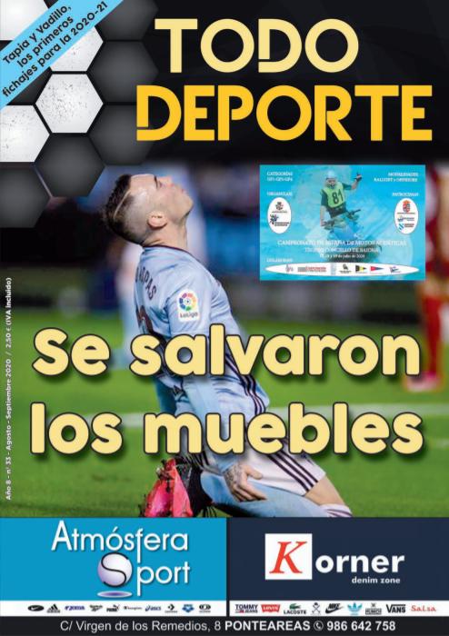 Revista Todo Deporte  Vigo nº 33