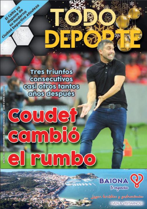 Revista Todo Deporte Vigo nº 35