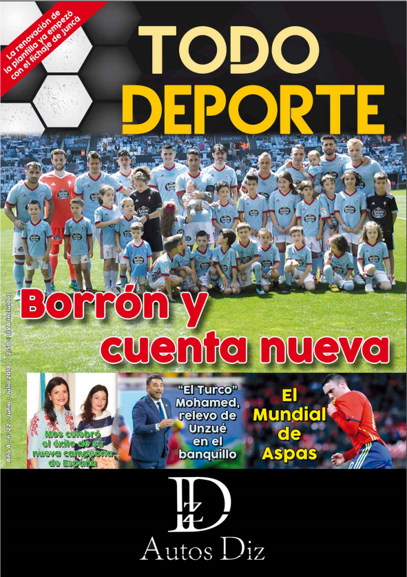Revista Todo Deporte Vigo Nº 22-Final temporada