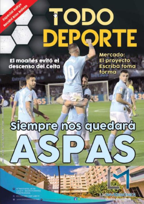 Revista TD Vigo nº 28- Resumen temporada