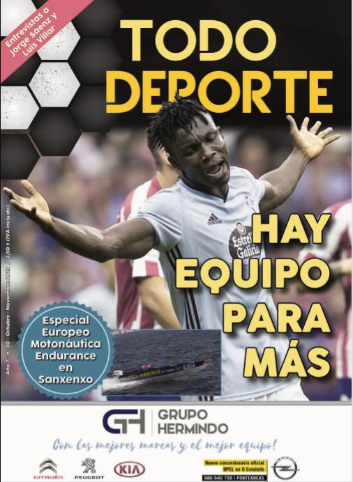 Revista Todo Deporte Vigo nº 30