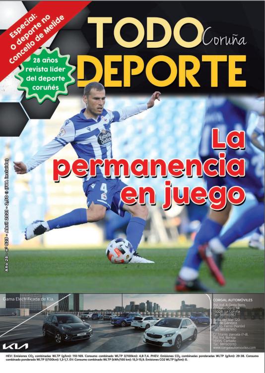 Revista Todo Deporte Coruña nº 523