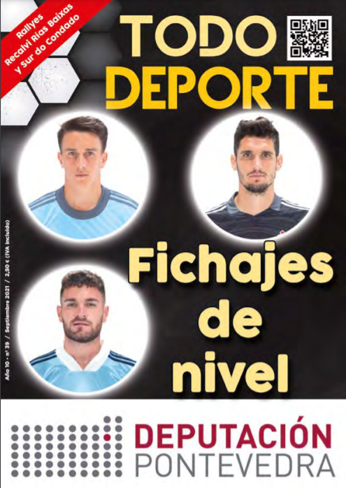Revista Todo Deporte Vigo nº 39