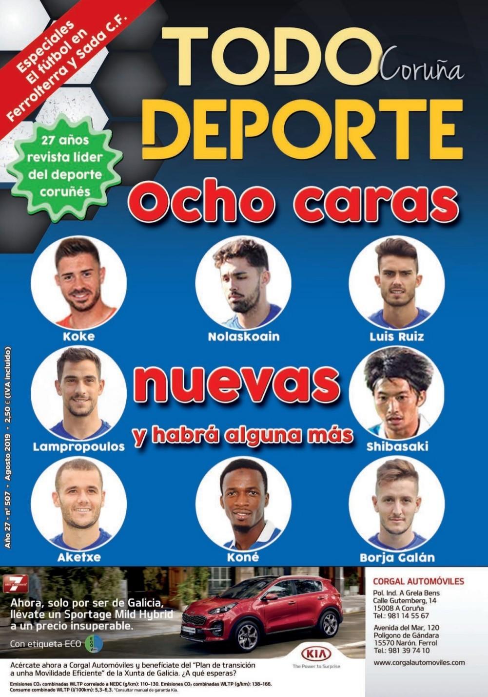 Revista Todo Deporte nº507