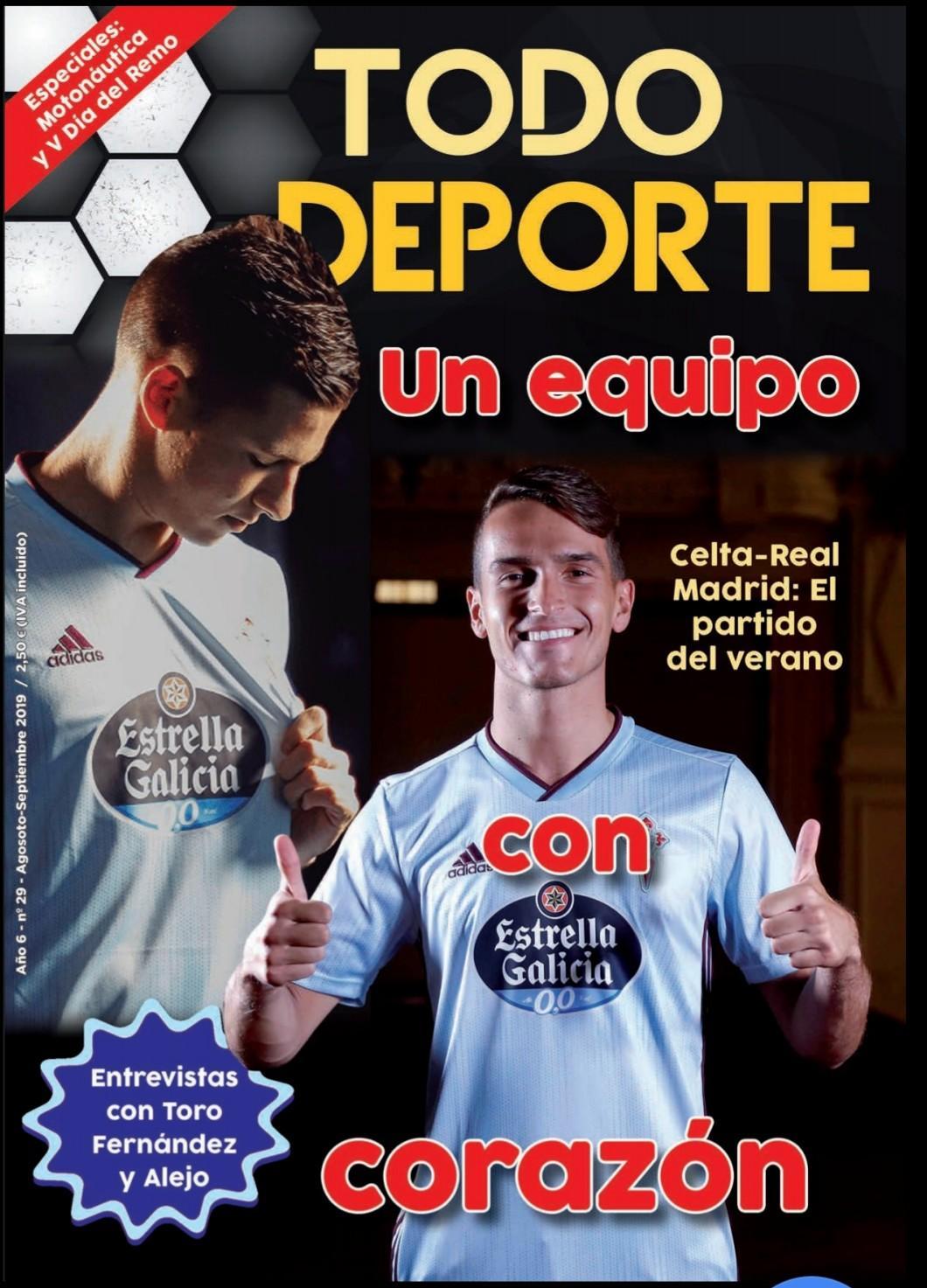 Revista Todo Deporte Vigo nº 29