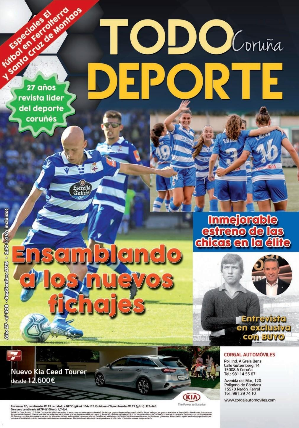 Revista TodoDeporte nº508