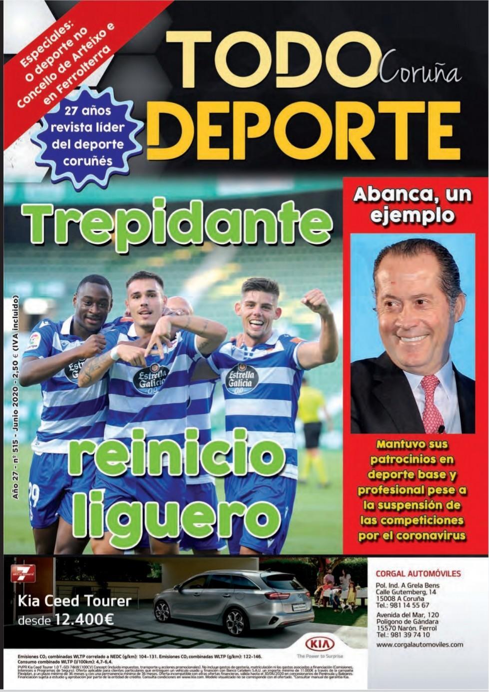 Revista Tododeporte 515 - Depor Ponferrada