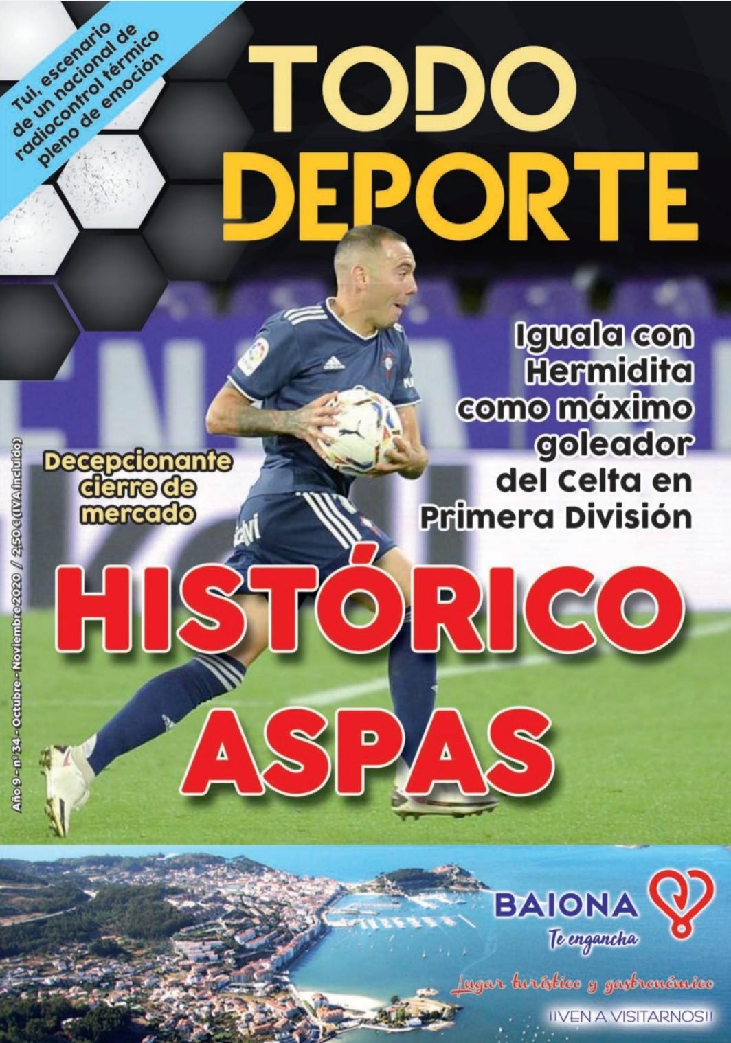 Revista Todo Deporte  Vigo nº 34