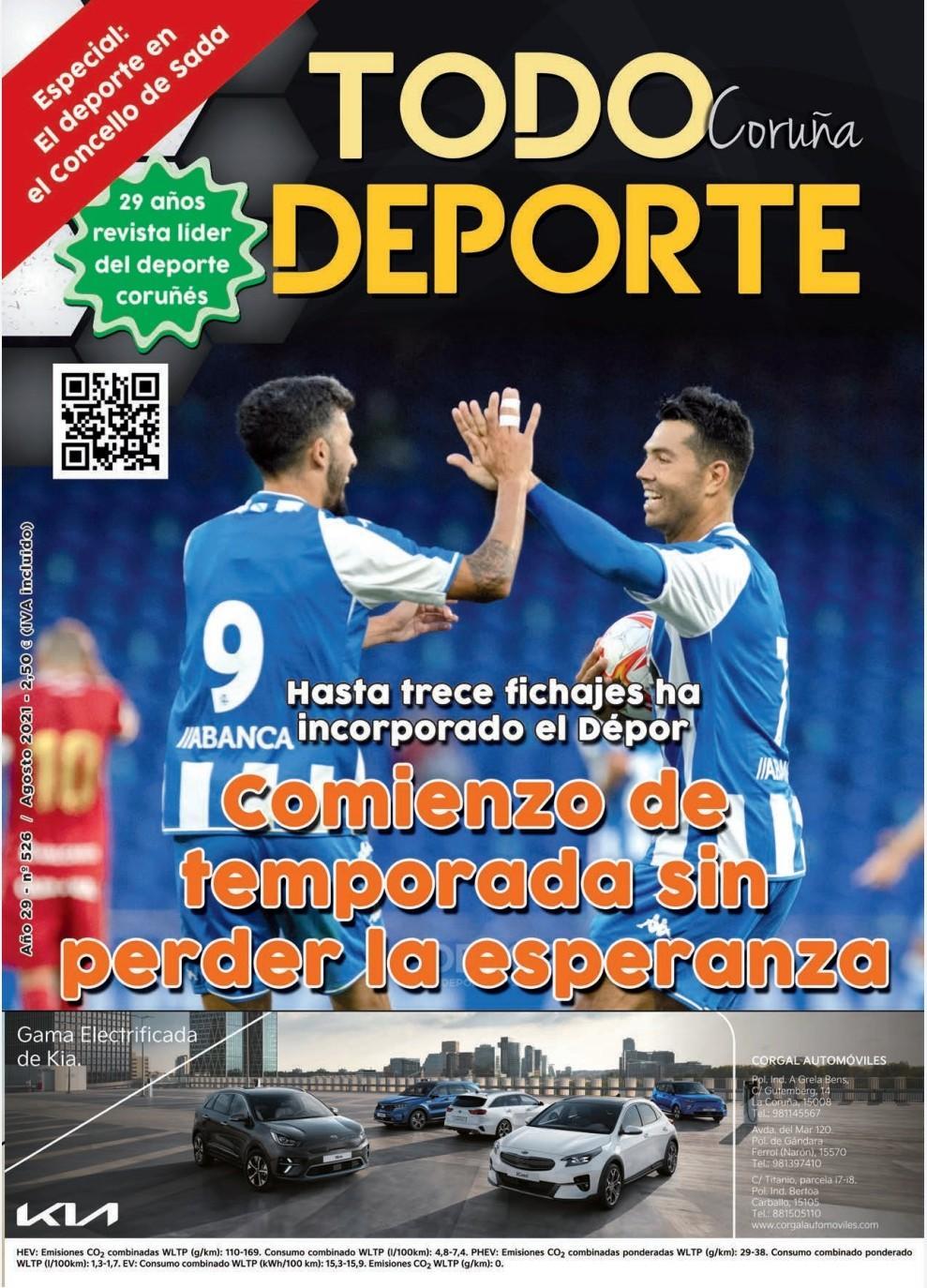Revista Todo Deporte Coruña nº 526