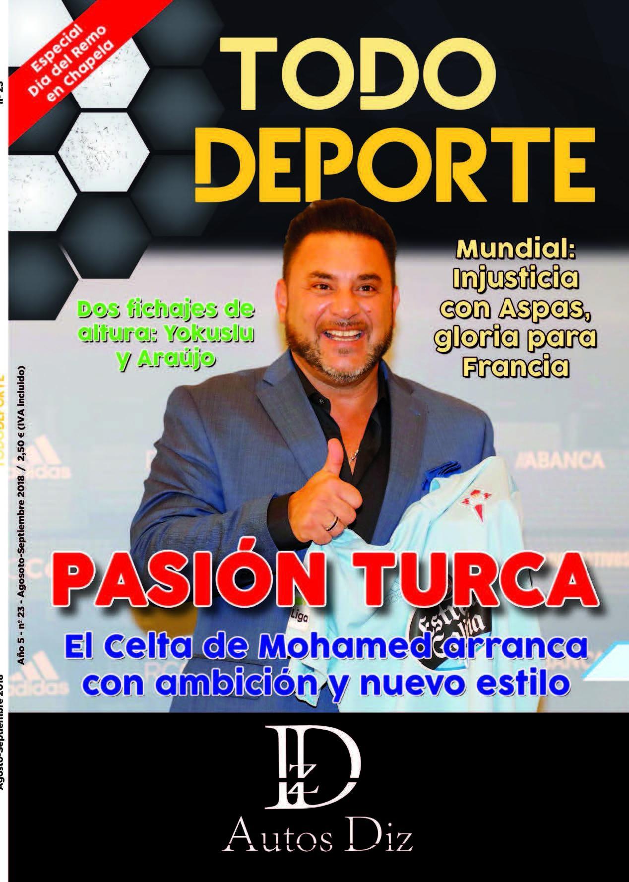 Revista Todo Deporte Vigo nº 23