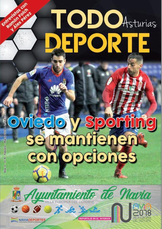 Revista Todo Deporte Asturias nº 9 - Derbi