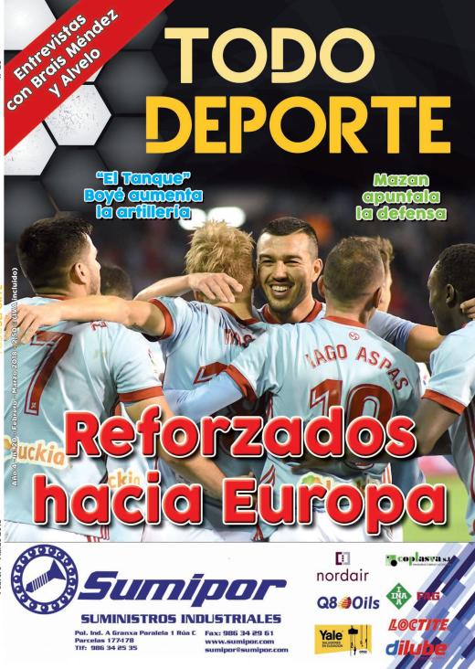 Revista Todo Deporte Vigo Nº 20